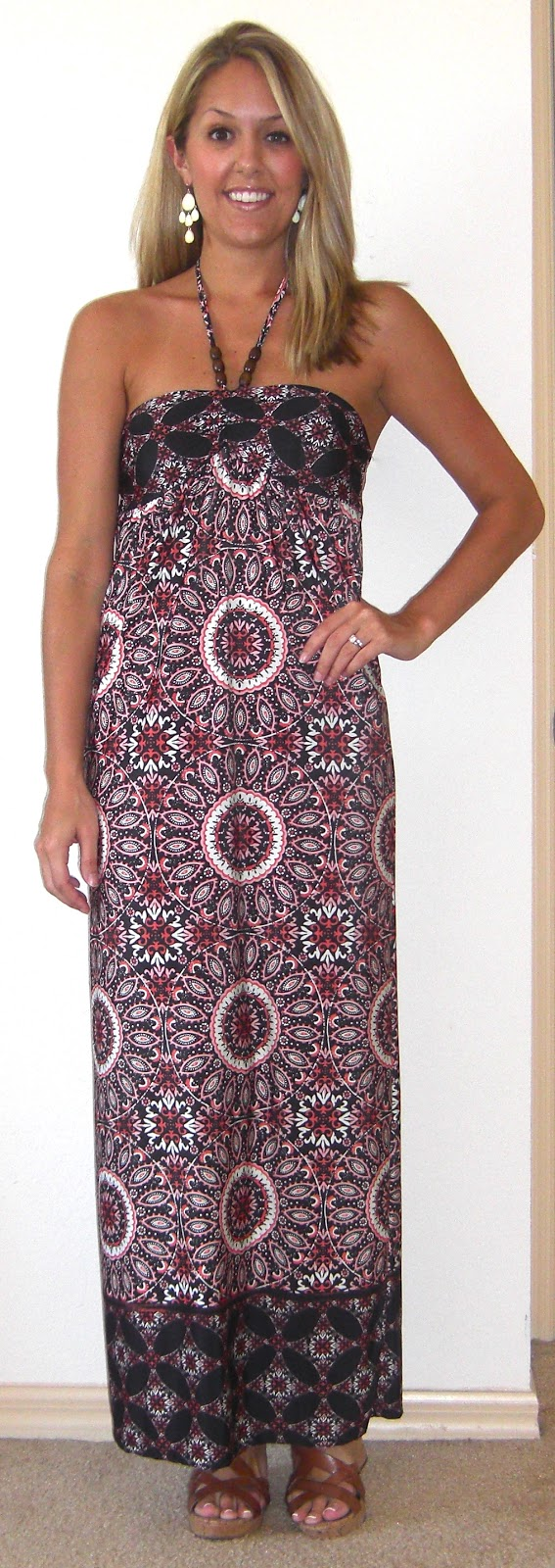 Js Everyday Fashion Maxi Dress
