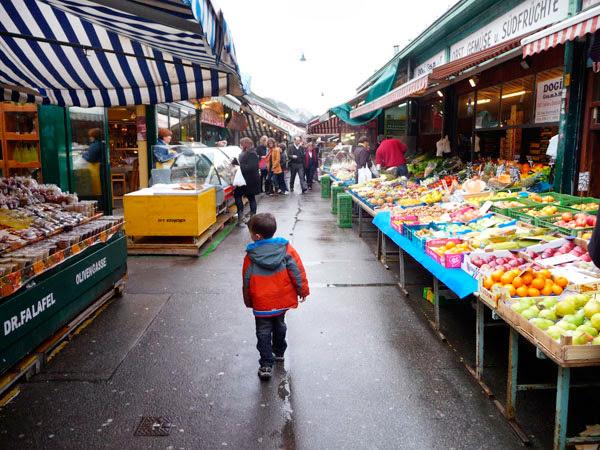 Mercado: Naschmarkt
