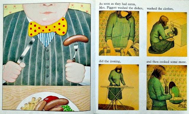 돼지책(Piggybook)