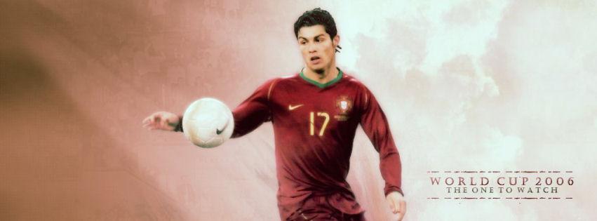 Cristiano Ronaldo portugal facebook cover