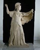 Goddess Metis Image