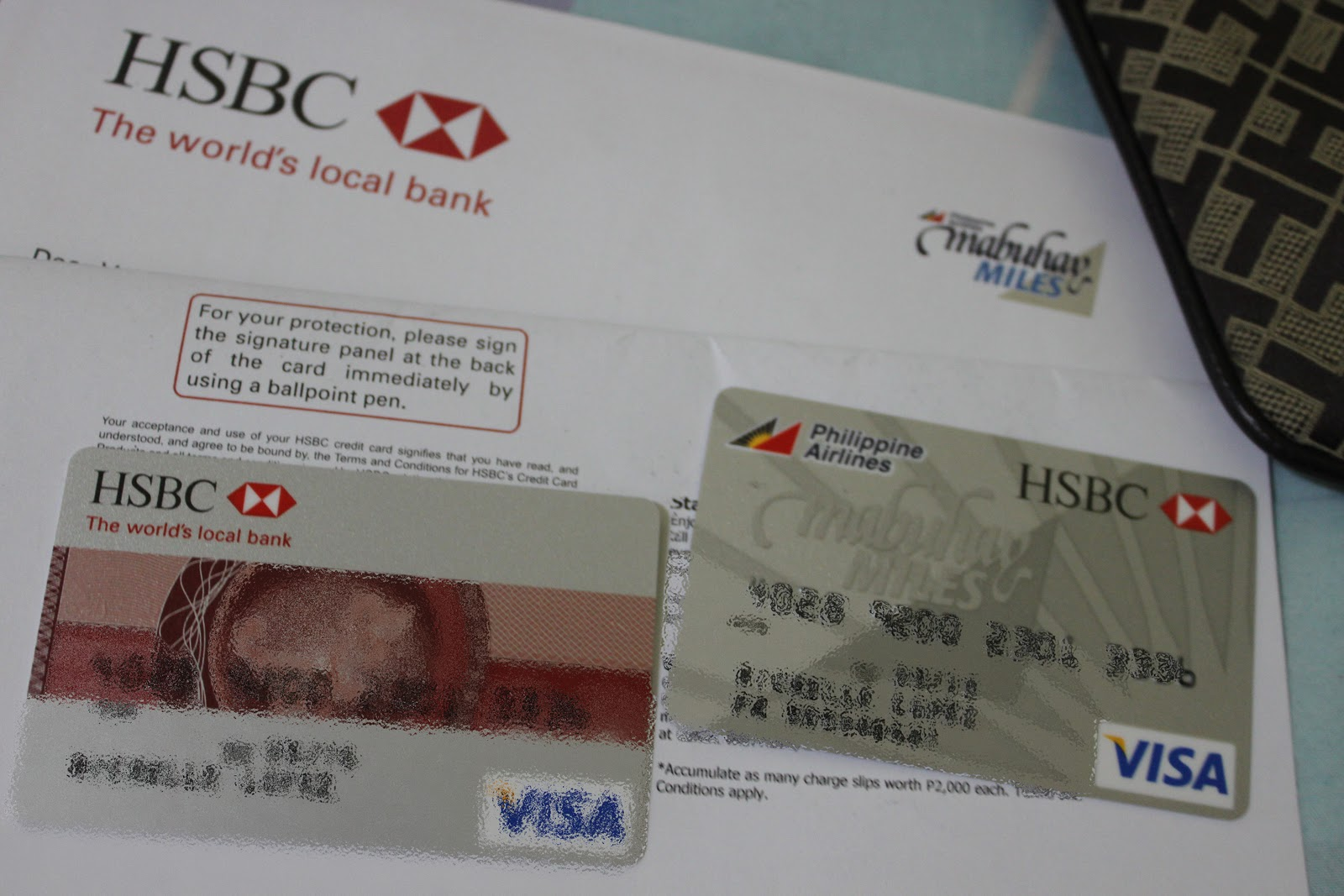 hsbc credit card application philippines online