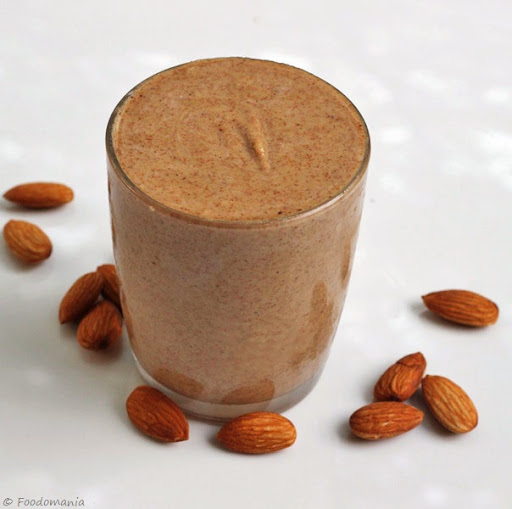 Homemade Almond Butter Recipe | How to make Almond Butter step by step
