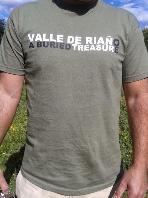 camiseta Recuperar Valle Riaño 2014