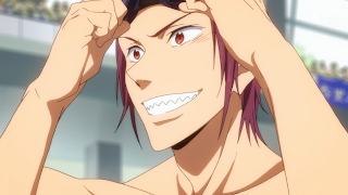 Free! Iwatobi Swim Club Episode 12 Screenshot 14