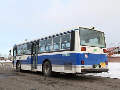 ジェイ・アール北海道バス 日勝線 531-8311 リア