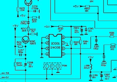 Memoria EEPROM en M123SP