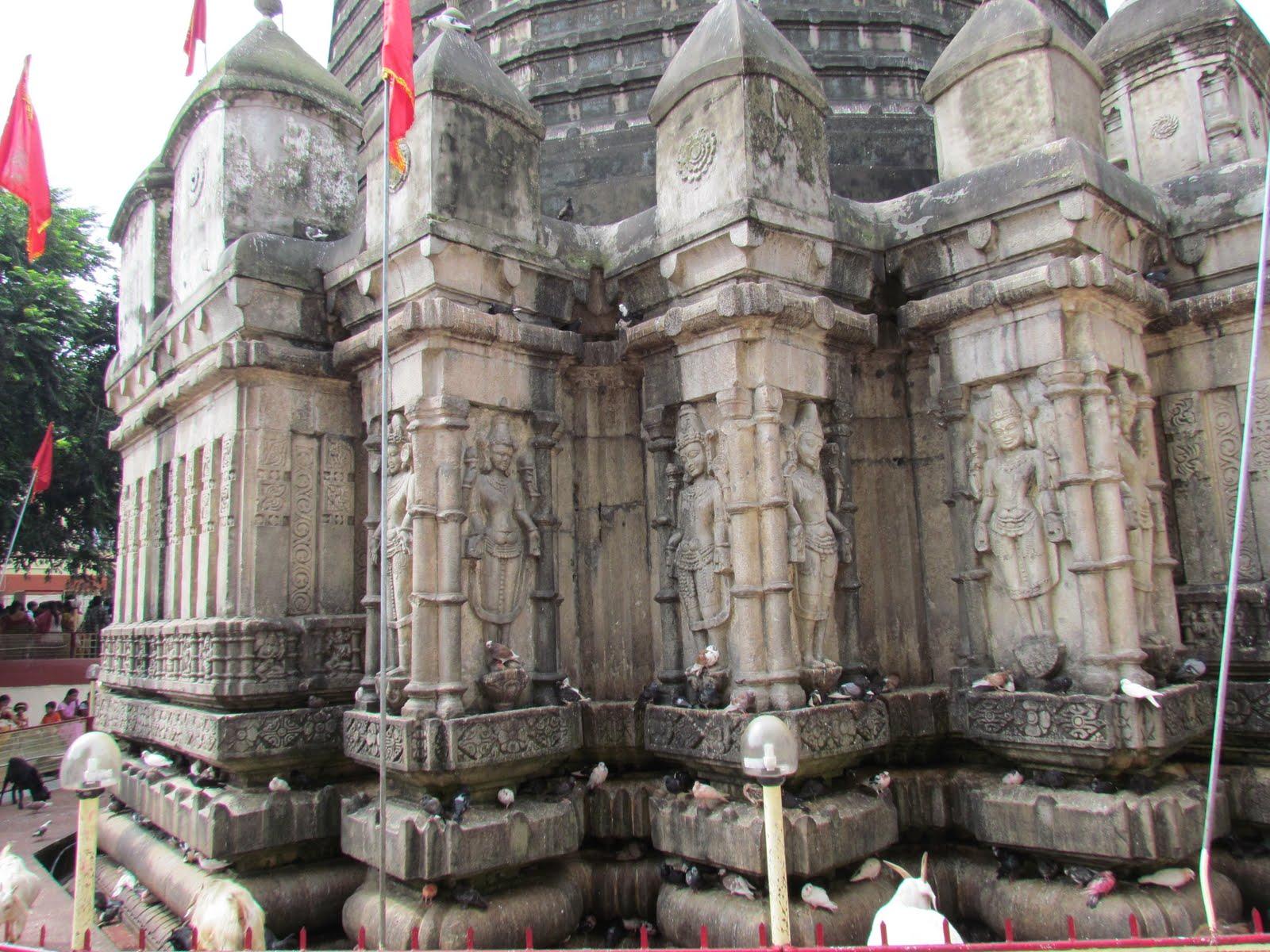 Menstruating Goddess of Kamakhya Temple, Assam