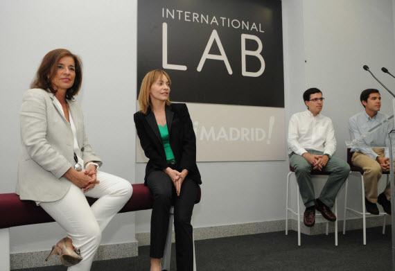 Programa de apoyo a emprendedores 'Microsoft Ventures' en Madrid
