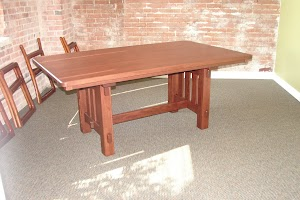 72″ x 42″ x 50″ Cordoba Conference Table in Washington Oak