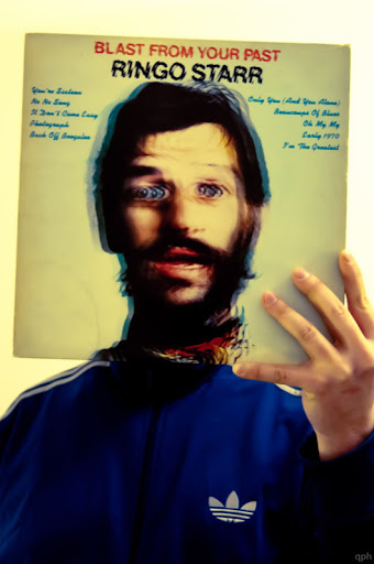 Ringo Starr Blast from your Past sleeveface