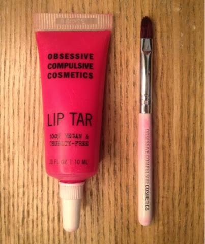 Obsessive Compulsive Cosmetics Bright Pink Lipgloss