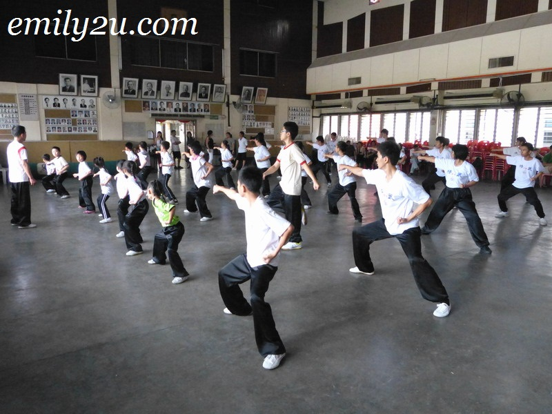 Learn Kung Fu In Ipoh