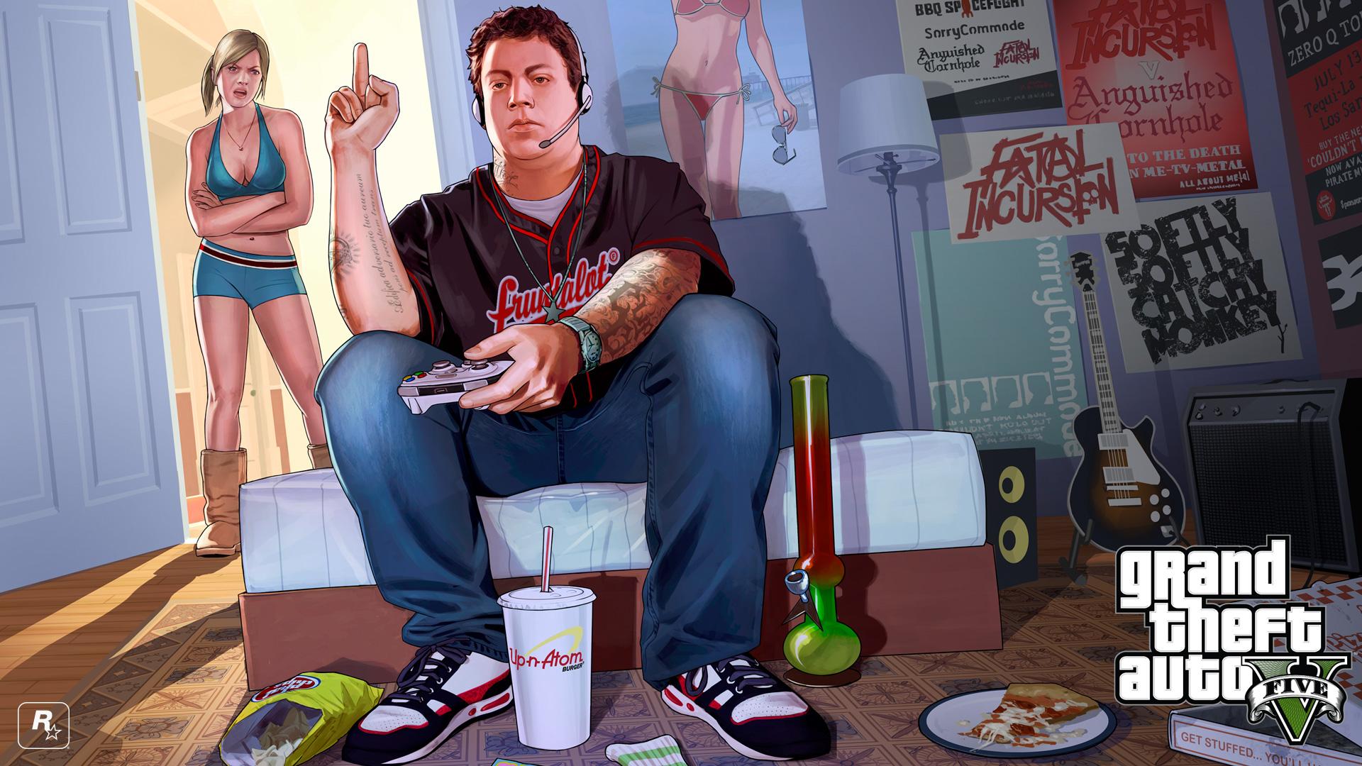 GTA Online là phần chơi trực tuyến của GTA 5 - Ảnh 10