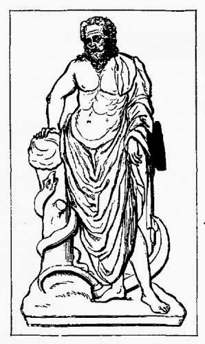Cronus Saturn Greek Mythology Who Was Cronus