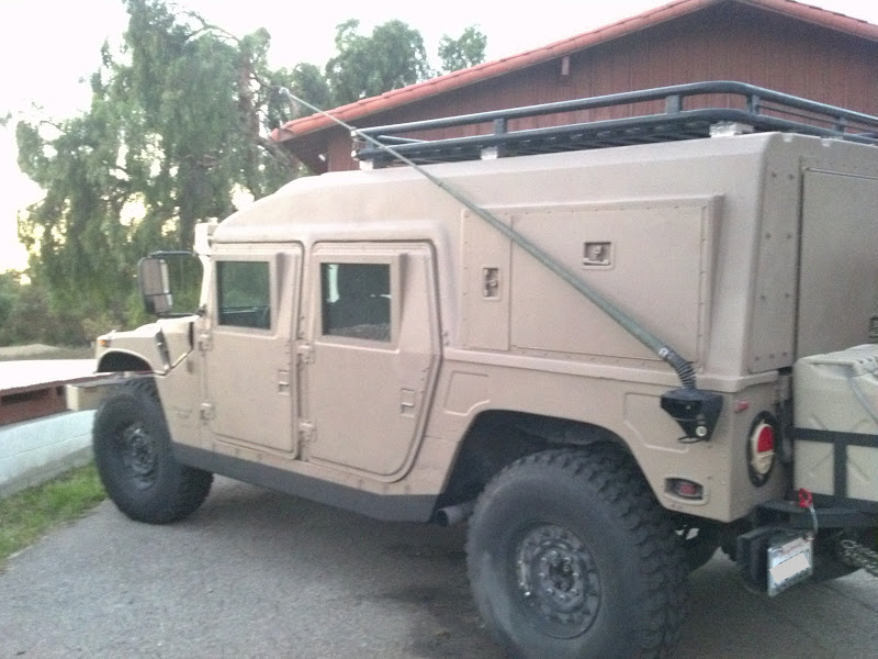Some questions involving CB and HAM radios in my military BOV