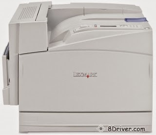 download & setup Lexmark C935 printing device driver