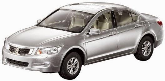 Đồ chơi Xe ô tô điều khiển từ xa Honda Accord mô hình lớn tỷ lệ 1/14