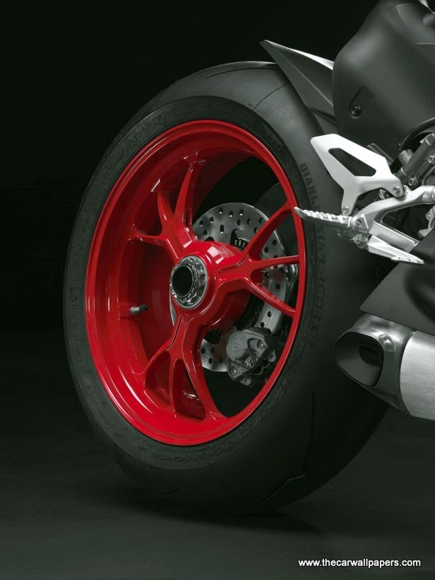 Ducati 1199 Panigale S Senna 2014