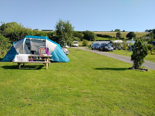 Brynhyfryd Camping  at Brynhyfryd Camping