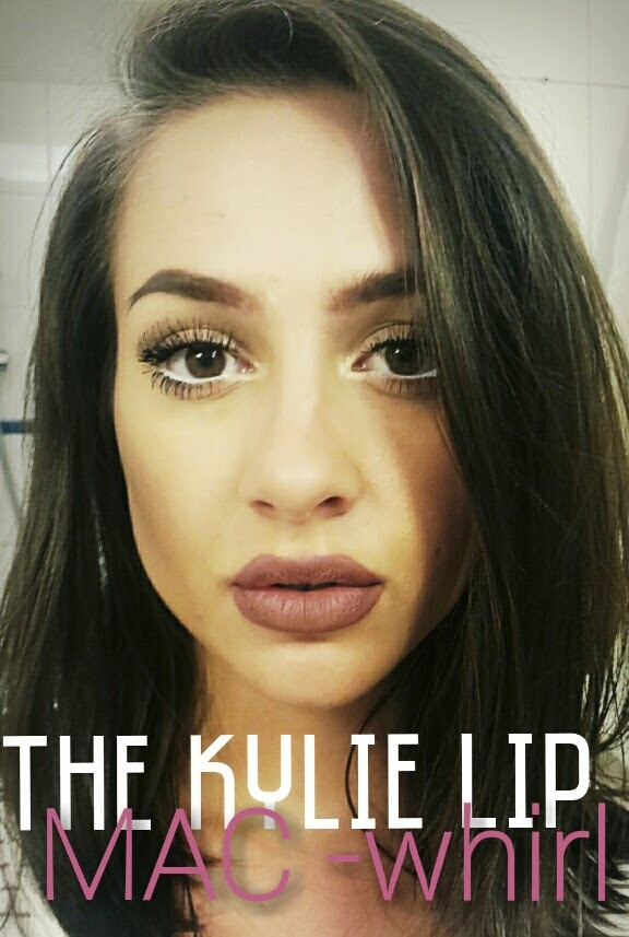 My Makeup Mémoire: The Kylie Jenner Lip: Mac