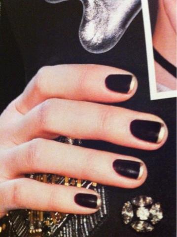 Up Date für French Manicure