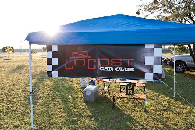 The Locost Formula Club at Phakisa, 2012