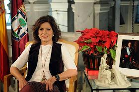 Mensaje de Navidad de la alcaldesa de Madrid, Ana Botella