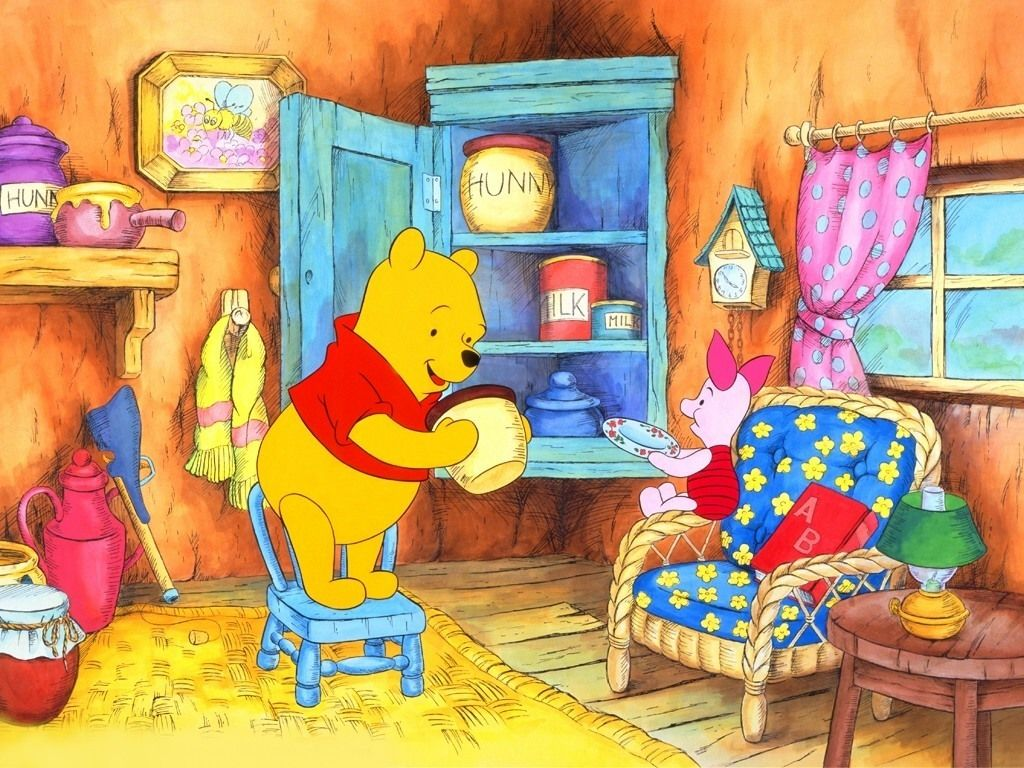 Apple Ipad Wallpapers Disney Winnie The Pooh Ipad Wallpapers