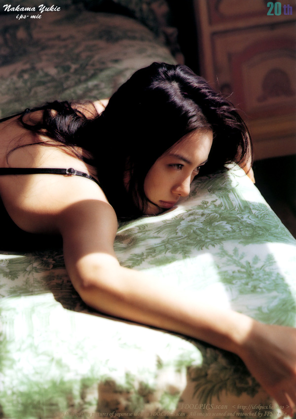 Japanese Actress-Yukie Nakama:actress,Japanese girl,picasa0