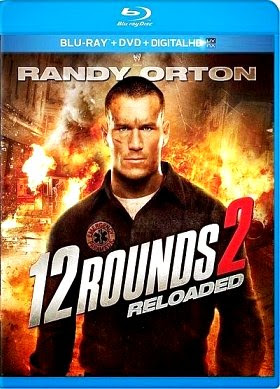 Filme Poster 12 Rounds 2: Reloaded BDRip XviD & RMVB Legendado