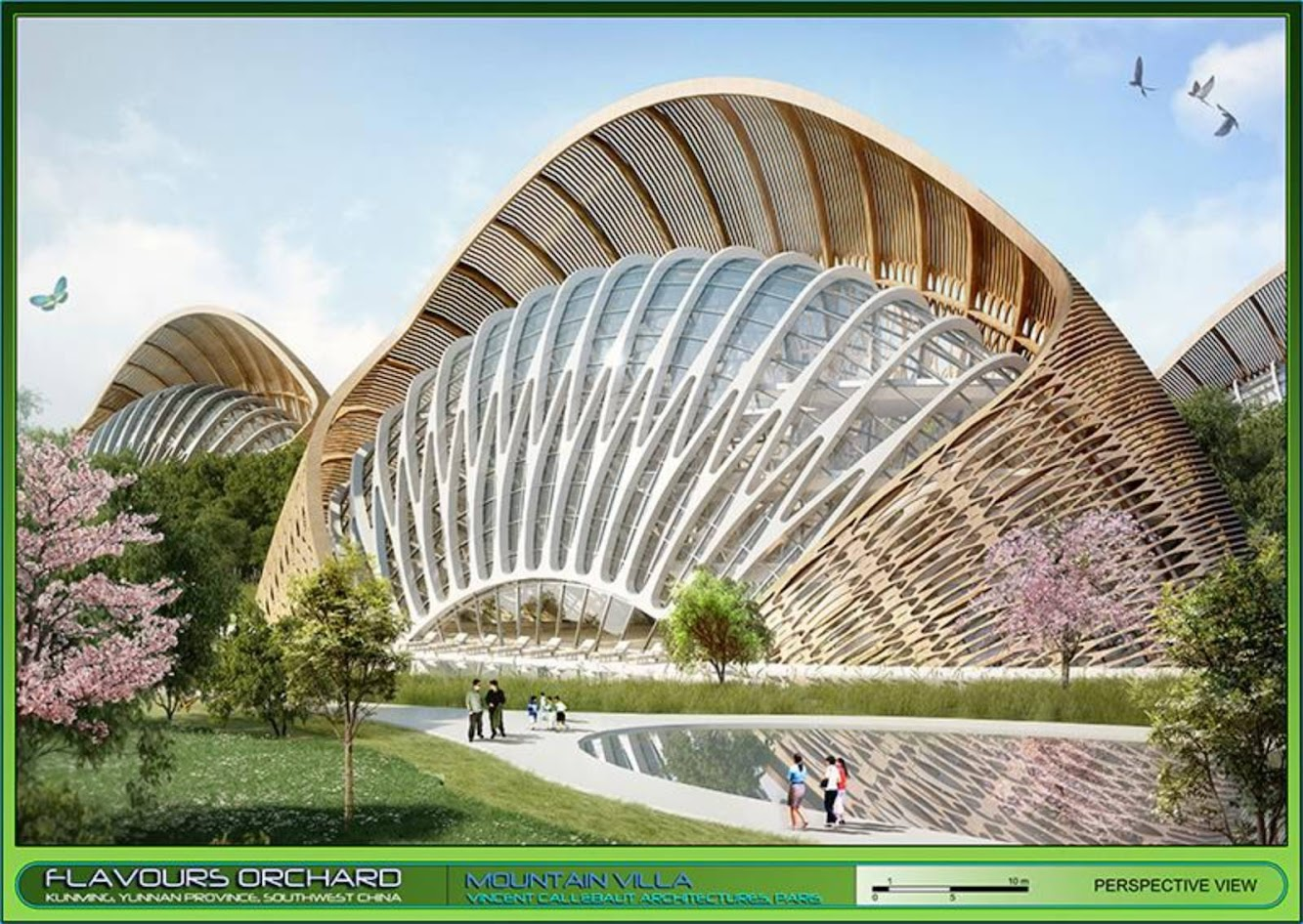 Sustainability: FLAVOURS ORCHARD by VINCENT CALLEBAUT ARCHITECTURE