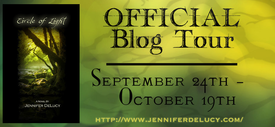 Tour: Series Summary & Giveaway — The LIGHT series by Janenifer DeLucy