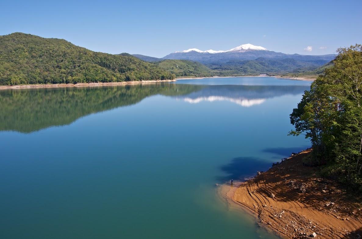 忠別湖(旭川市)