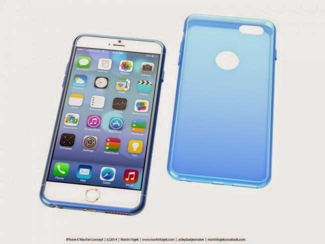 iPhone 6, iPhone 6 y más iPhone 6. Rumorsfera