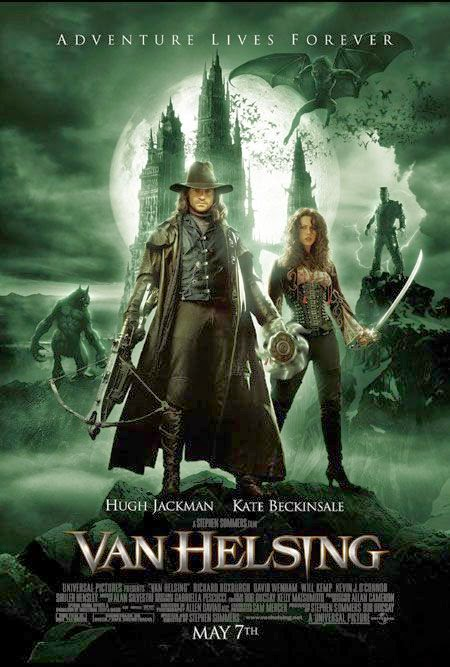 Poster Of Van Helsing (2004) Full Movie Hindi Dubbed Free Download Watch Online At alldownloads4u.com