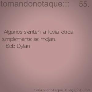 """frases de bob dylan"""