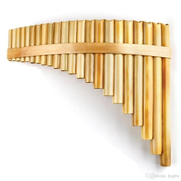 Reed Pipes Flute