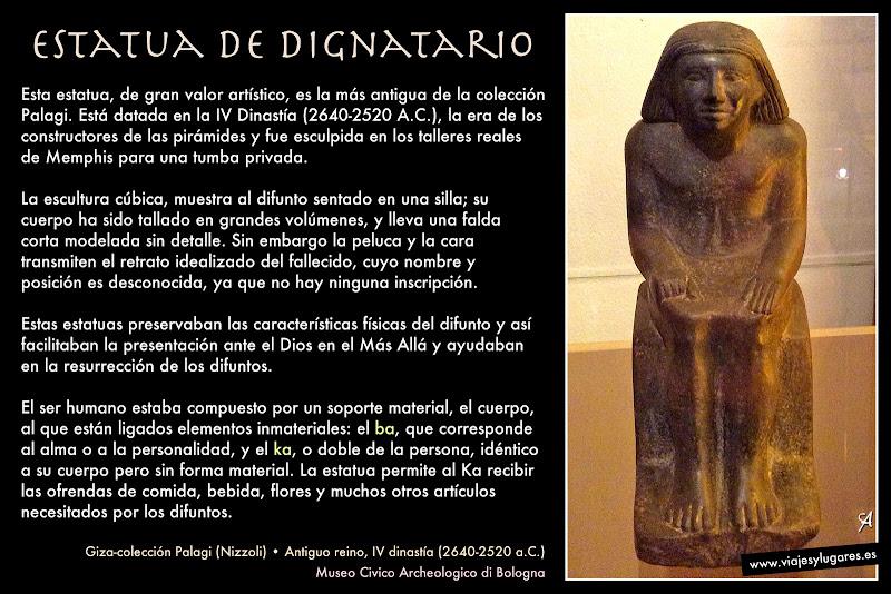 Estatua de dignatario anónimo