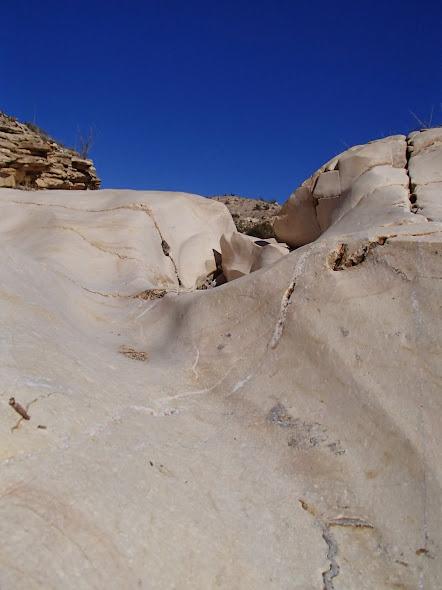 Big Bend National Park Unnamed Tinaja