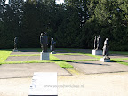 Oorlogsmonument in het Volkspark