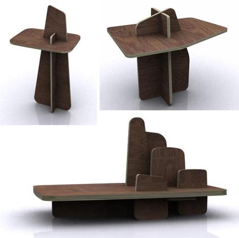 flat pack furniture designs ideas allthingabout. Black Bedroom Furniture Sets. Home Design Ideas