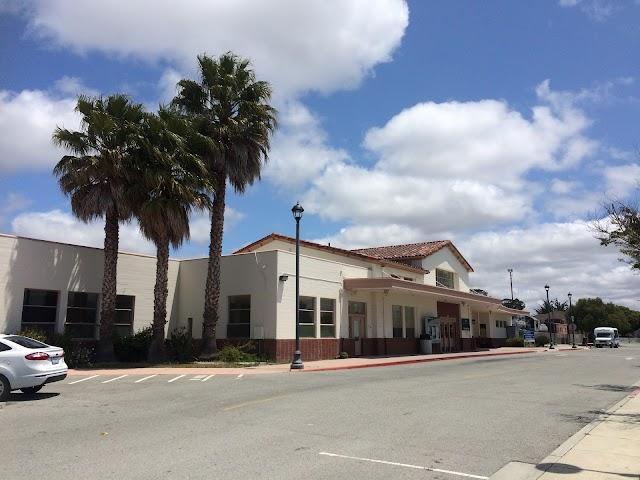 Salinas Amtrak Station