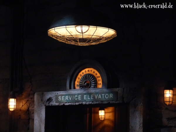 The Hollywood Tower Hotel