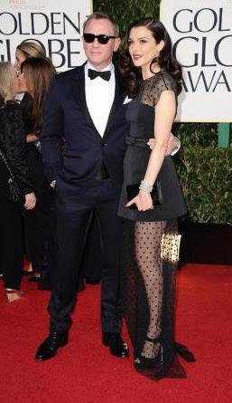 Rachel Weisz and Louis Vuitton - Golden Globe 2013