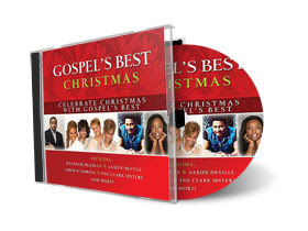 Gospel%25E2%2580%2599s Best %25E2%2580%2593 Christmas Gospel's Best – Christmas