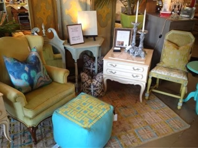 Iu0027m Very Excited To Say That Brittany Wallace Interiors Is Going To Have A  Space In The Antique Market In LaPavillion Shopping Center On The Corner Of  ...