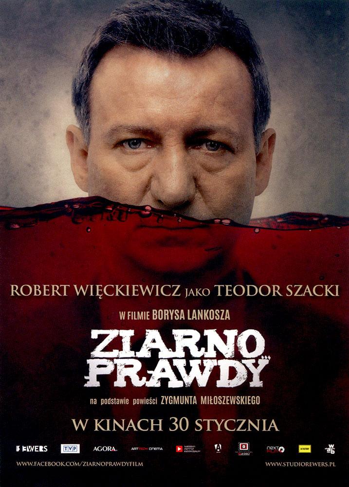 Ulotka filmu 'Ziarno Prawdy (przód)'