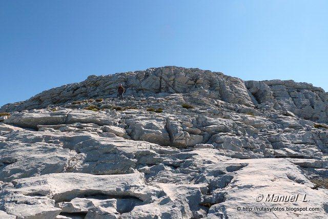 Subida a seis picos de la Sierra del Endrinal