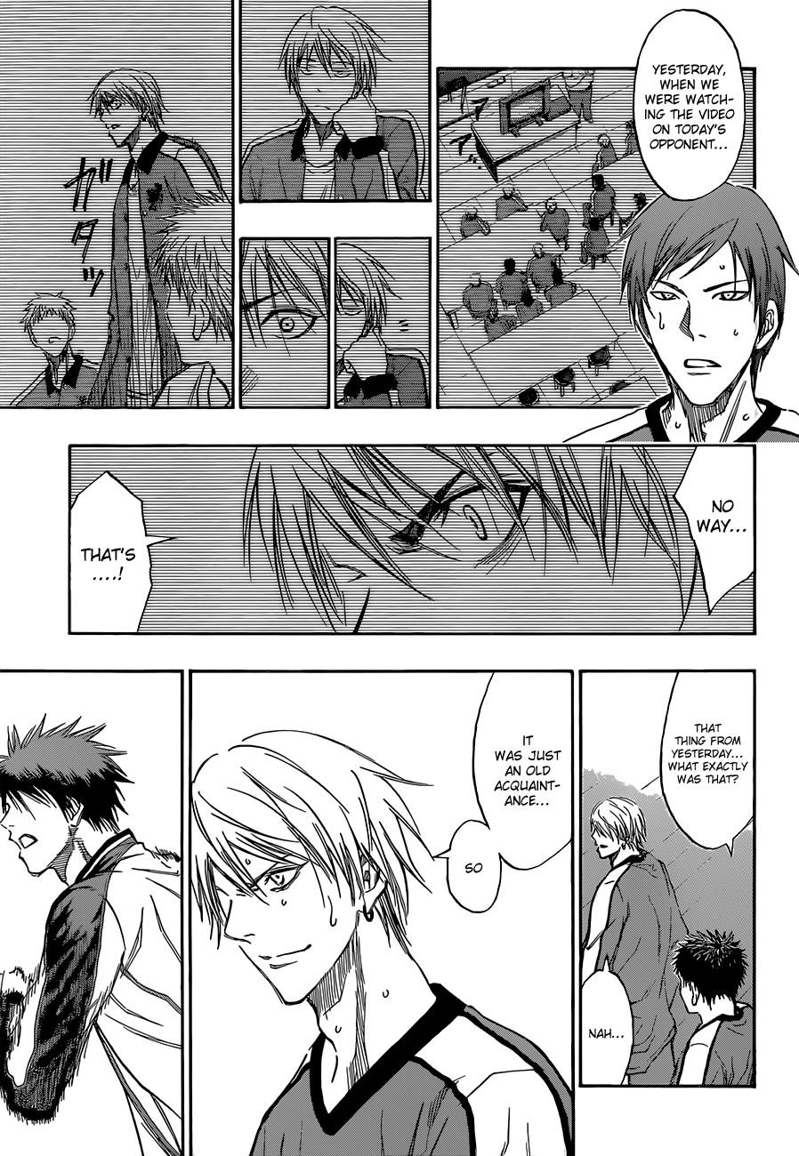 Kuroko no Basket Manga Chapter 169 - Image 19